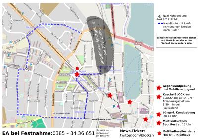 Karte (Stand 23.09)